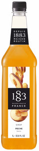 ROUTIN 1883 SYRUP - PEACH