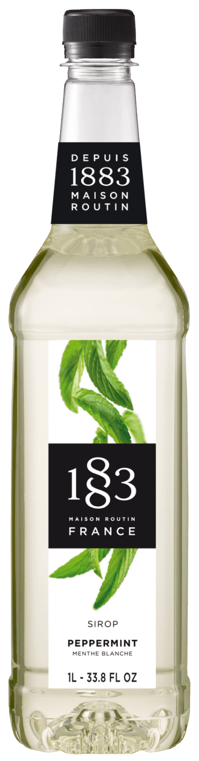 ROUTIN 1883 SYRUP - PEPPERMINT