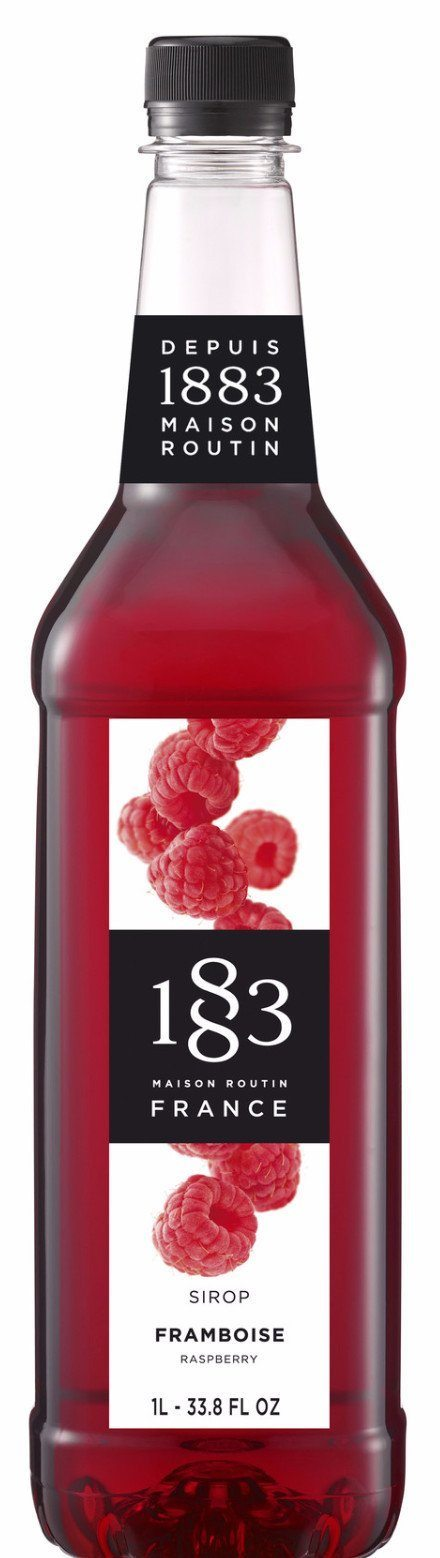 ROUTIN 1883 SYRUP - RASPBERRY