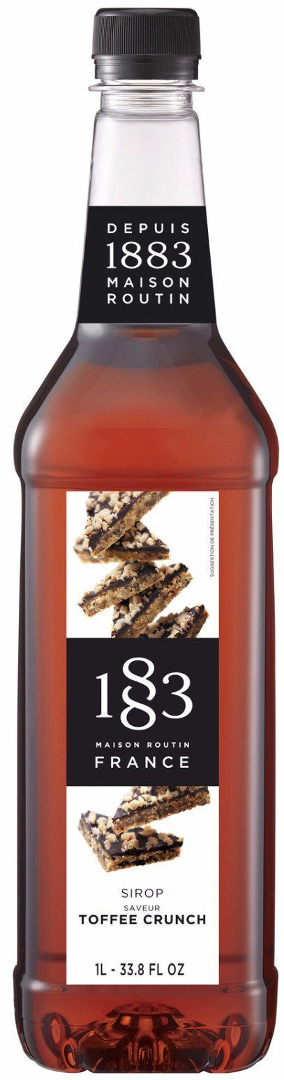 ROUTIN 1883 SYRUP - TOFFEE CRUNCH