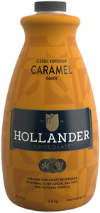 HOLLANDER CHOCOLATE - CLASSIC KOFFIEBAR CARAMEL SAUCE (Box of 6)