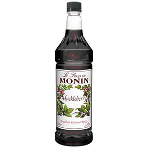 Monin Syrup - Huckleberry