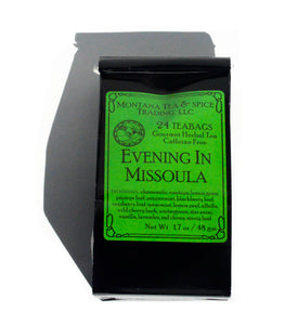 Evening in Missoula - 50pk - Montana Tea & Spice