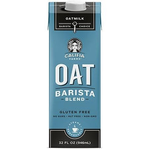 CALIFIA FARMS OAT BARISTA BLEND (Case of 6)