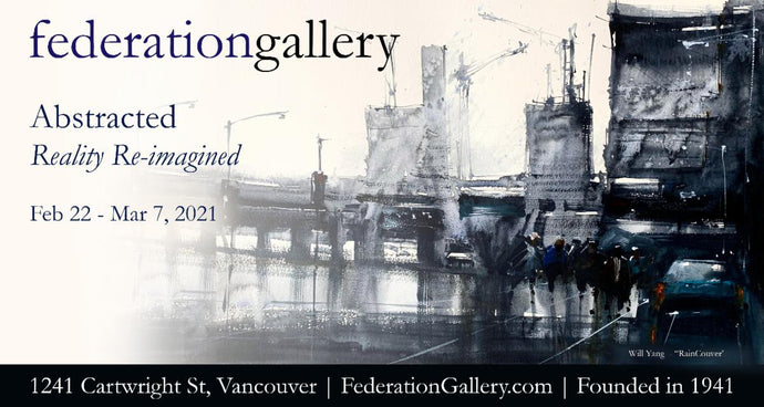 Carol Bednarski's work selected for Abstracted Exhibition in Vancouver BC