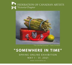 Somewhere In Time Spring Online Exhibition