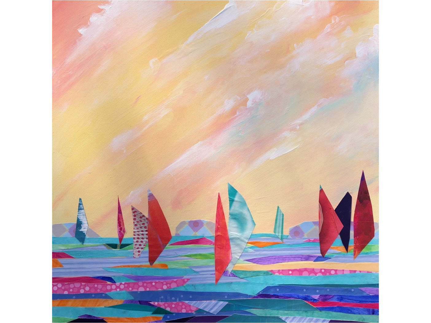 Color Sail - Franklin Westwood