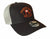 BC OVAL logo hat - Brown/tan