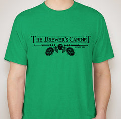 "Men's ""The Brewer's Cabinet"" T-Shirt - Heather Kelly"