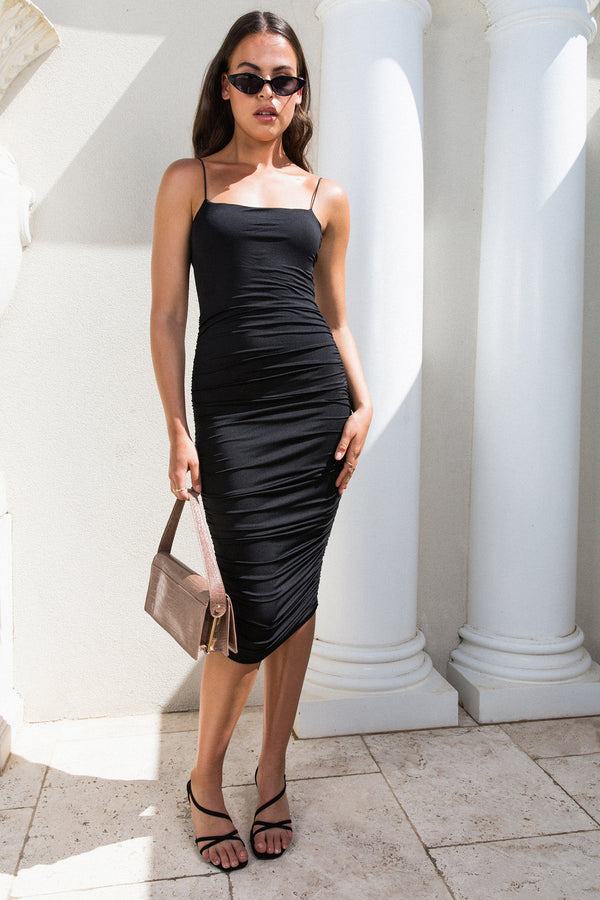 BAILEY MIDI DRESS