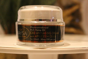 NAYSA Anti-Aging Cream with Apple Stem Cells