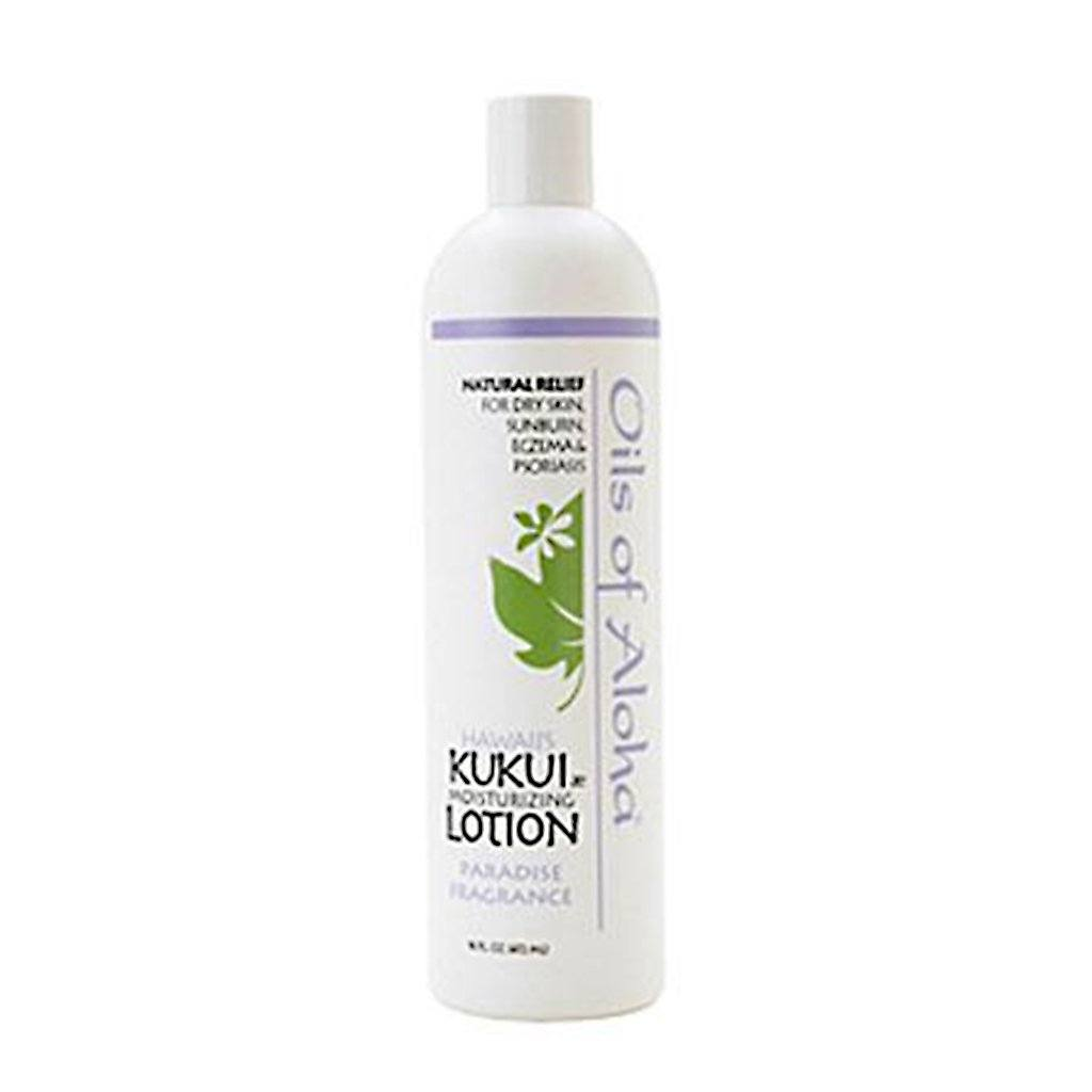 Oils of Aloha Kukui Moisturizing Lotion (Paradise) - 16 Ounces