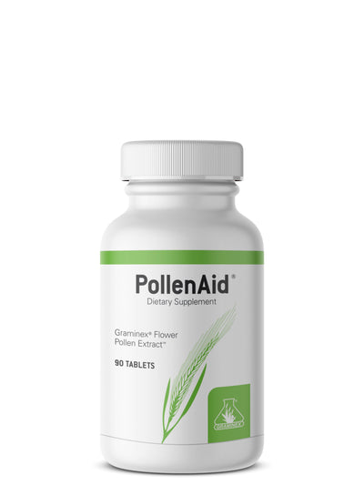 PollenAid Prostate Health Support | Helps Relieve Pain and Control Urinary Flow - 90 Tablets Health & Beauty Graminex