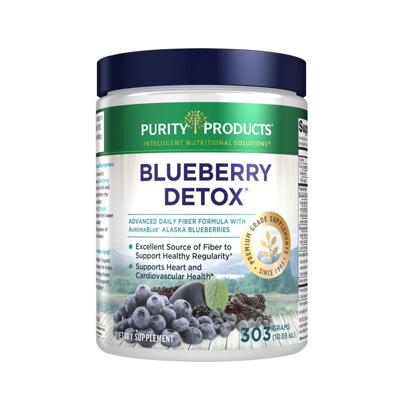 Purity Products Blueberry Detox - 303 Grams