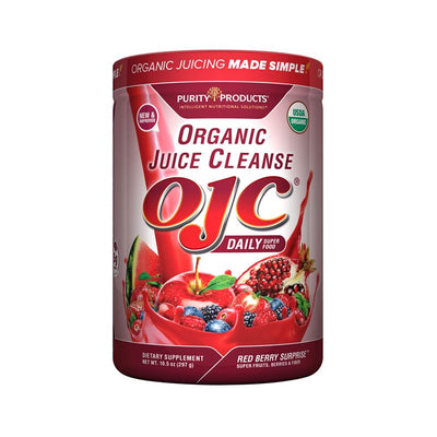 Purity Products OJC Organic Juice Cleanse Red Berry Surprise - 297 Grams Health & Beauty Purity Products