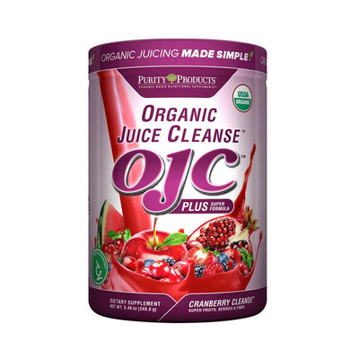 Purity Products OJC Plus Organic Juice Cleanse Super Formula Cranberry Cleanse - 240.8 Grams Health & Beauty Purity Products