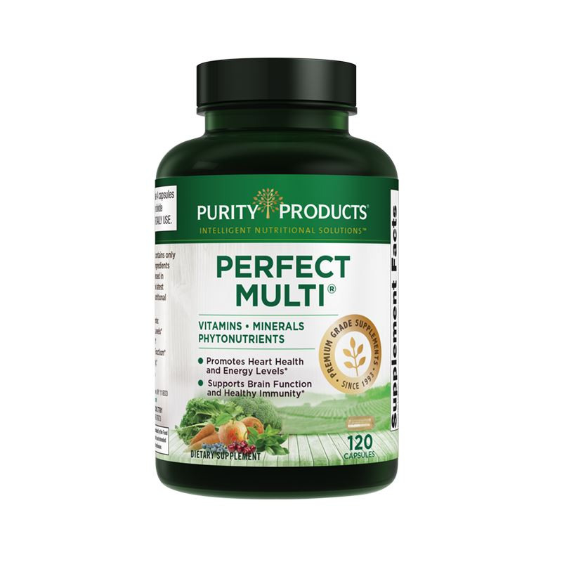 Purity Products Perfect Multi - 120 Capsules