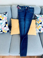 Exclusive Tiffany STRETCHY Low-Rise Jegging Denim Jeans