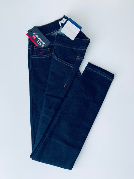 Exclusive Jenny Low-Rise Skinny Fit Denim Jeans