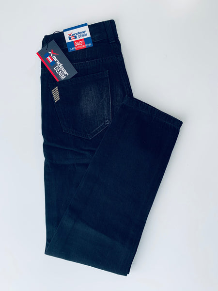 Exclusive Kelly Boyfriend Slim Fit Denim Jeans