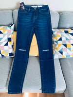 Exclusive Nora Mid-Rise Super Skinny Fit Denim Jeans