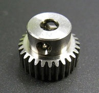 SUPER  DURALUMIN  PINION GEAR 64p-23 Tooth