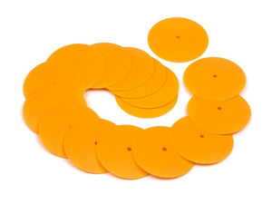 114282 - CORNER MARKERS (ORANGE/16PCS)