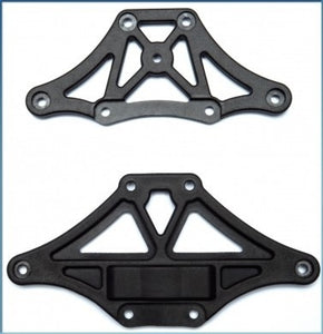 Front and rear Upper Chassis Brace - S10