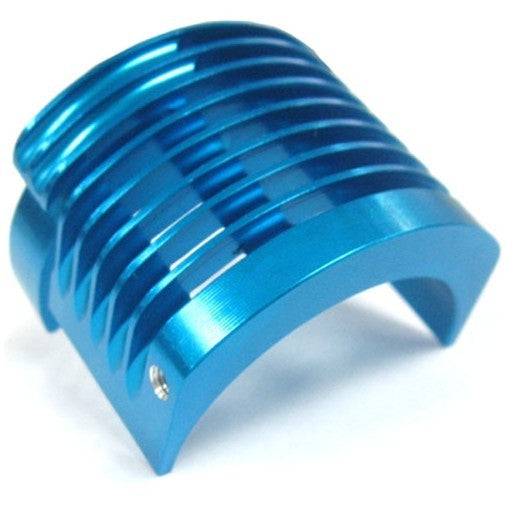 Yeah Racing Motor & Accessories Yeah Racing Heat Sink Yeah Racing 540 Motor Heat Sink (BU)(#YA-0167BU)