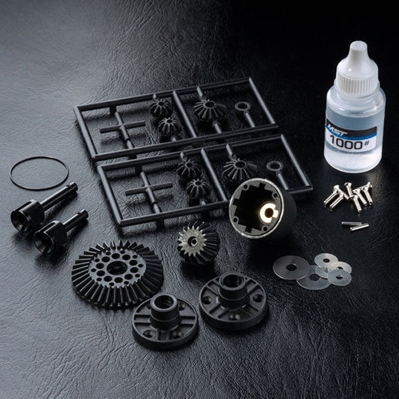 210288 XXX Reinforced bevel diff. assembly