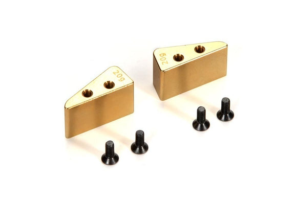 Brass Chassis Weight 20g (2)
