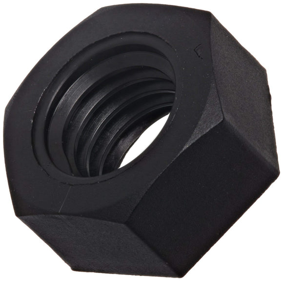 black Plastic Nuts M3 (1)