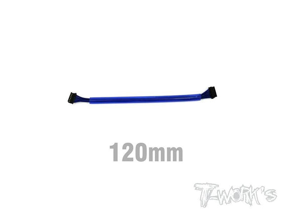 EA-027- BL Motor Sensor Cable -Blue-120mm