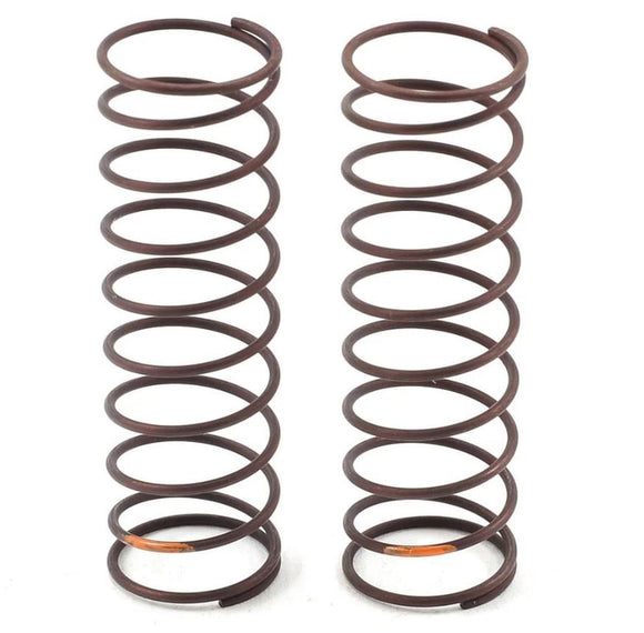 Big bore shock rear spring (Orange) for Astroturf or Carpet surface