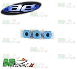Associated Factory Team Aluminum Locknuts 8-32