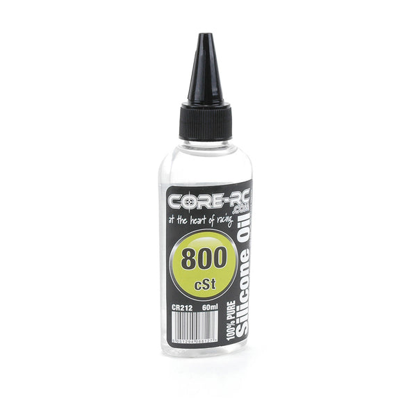 CORE R/C Silicone Oil - 800cSt - 60ml
