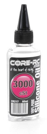 CORE R/C Silicone Oil - 3000cSt - 60ml