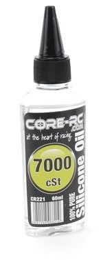 CORE R/C Silicone Oil - 7000cSt - 60ml