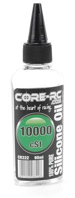 CORE R/C Silicone Oil - 10000cSt - 60ml