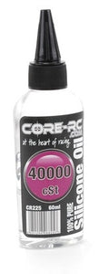 CORE R/C Silicone Oil - 40000cSt - 60ml