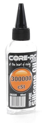 CORE R/C Silicone Oil - 300000cSt - 60ml