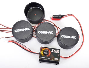 CR289 - CORE RC Tyre Warmer Set