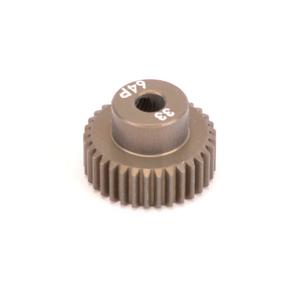 Pinion Gear 64DP 33T (7075 Hard)