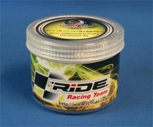 RIDE Gear Differential Putty, Supervised by Atsushi Hara. Special Putty for the front Gear Diff!