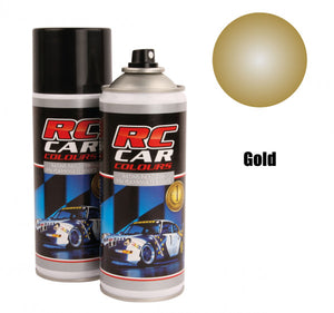 Lexan Spray Gold Metalic Nr 910 150ml