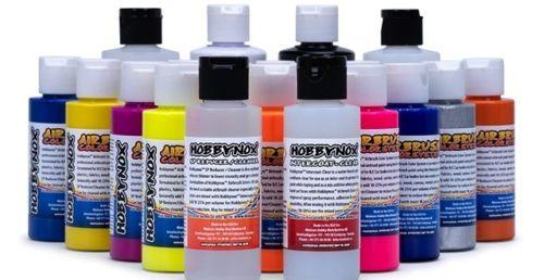 Hobbynox Airbrush Color-Transparent Red