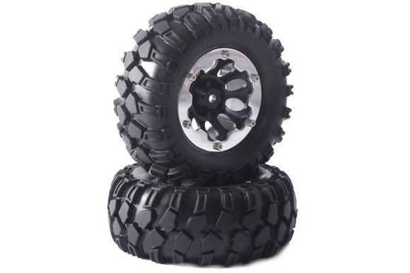 FAST0062B Kong 96mm Crawler Tyres on 1.9