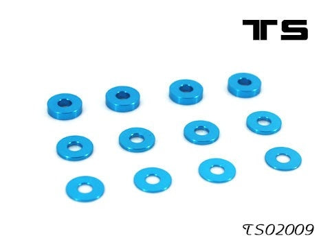 TS-02009 - TS02009 FRONT SUSPENSION SPACER