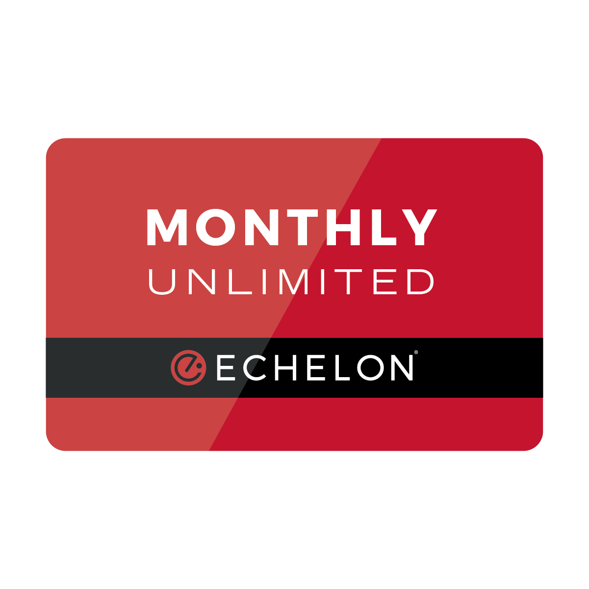 Echelon FitPass UNLIMITED Access - Monthly Plan