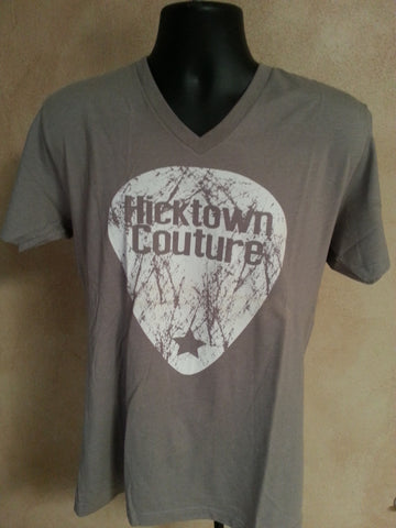 Men's Rock Pick- V-Neck